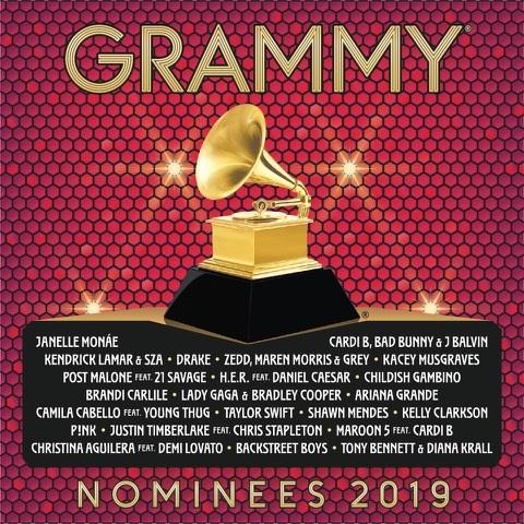 2018年Greatest Western Hit Compi由格莱美颁奖典礼发行