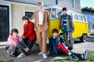 タワレコによるボーイズ・グループ大PUSH企画『BOYS POP!』第21弾アーティストにCUBERSが初登場