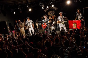 ザ・コルツ『MORE BASTARD!』発売記念ライヴ開催 最新MV「ロザリオ」も公開