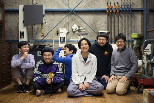元SAKEROCKのベーシスト、田中馨のバンドHei Tanakaが1stアルバム『ぼ~ん』をリリース