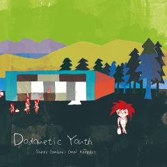 Super Ganbari Goal Keepers、1stフル・アルバム『Dodometic Youth』を発売