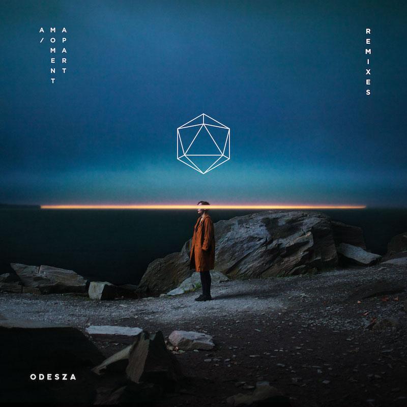 ODESZA的杰作专辑,由'A Moment Apart'发行的Grammy 2类提名Remix EP