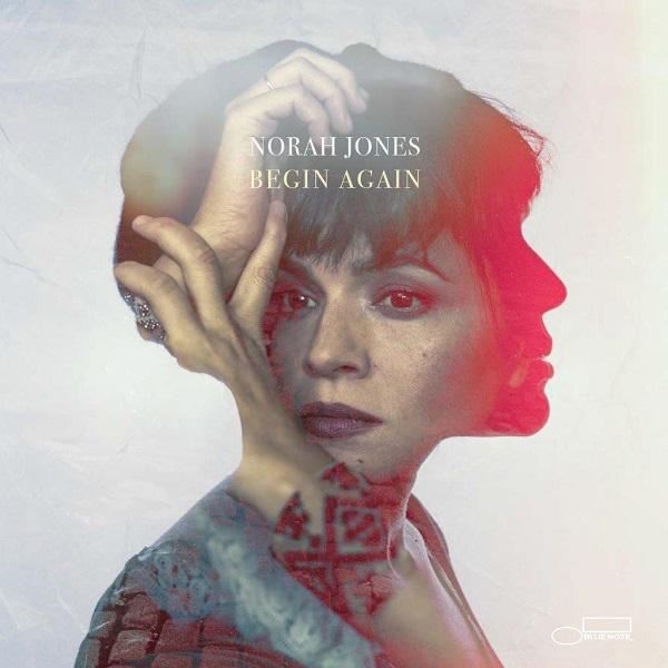 "Norah Jones,概念AL""再次开始""发布"