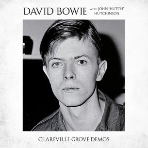 デヴィッド・ボウイ、貴重な未発表音源を収録3枚組7インチ・シングルBOX『クレアヴィル・グローヴ・デモ』リリース決定