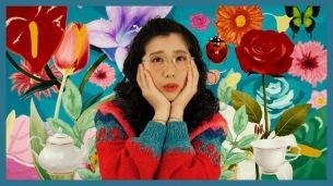 柴田聡子、ニュー・アルバム『がんばれ!メロディー』より「涙」のMUSIC VIDEOを公開