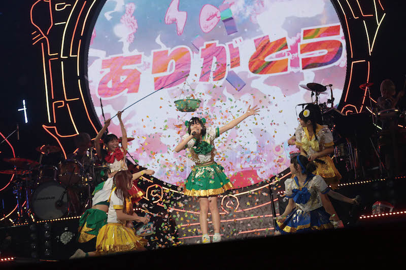 "Denpagumi .inc,YouTube上的Nippon Budokan节目的""Sakai My Youth""的现场视频"
