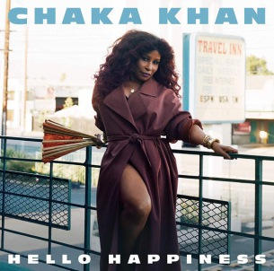 Chaka Khan『Hello Happiness』レビュー (Sampling-LoveのBlog)