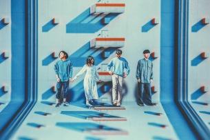 """オルタナティヴ・バンド""""CHIIO""""、SFの世界観イメージした新シングルより「Kinetic」MV公開"""