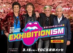 「Exhibitionism-ザ・ローリング・ストーンズ展」新ビジュアルを公開