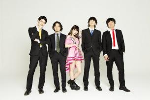 ぱいぱいでか美、バンド編成で初のミニアルバム『大恋愛体質』発売決定