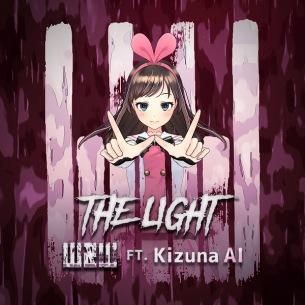 オランダのDJデュオ W&Wと、VTuber キズナアイのコラボ曲「The Light」が3月1日(金)リリース決定