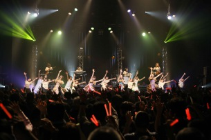 東京女子流、5月25日中野サンプラザ公演に出演するバック・ダンサーを募集