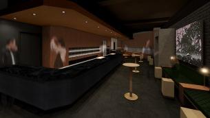 渋谷最大級のライヴハウス「TSUTAYA O-EAST」の一角にDJ Bar 「東間屋」が3月14日(木)オープン