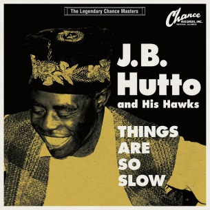 【チャンスレコード貴重音源】J.Bハットー&ヒズ・ホウクス、スクールボーイ・ポーター 超限定10インチ・レコード発売