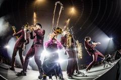 スカパラ、3月13日発売のライヴ・アルバムよりダイジェスト映像を公開