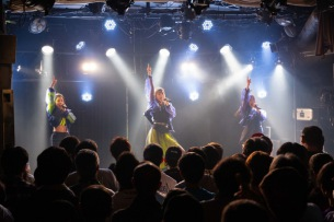 ONEPIXCEL、初の全国ワンマン・ツアー開催