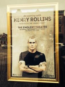 パンクス会社員★フーヨンのハードコアジャーニー 最終回「Henry Rollins / Ted Leo」の巻
