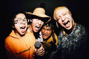 突然少年、1stアルバム、ジャケット&全曲リスト&最新アーティスト写真を公開