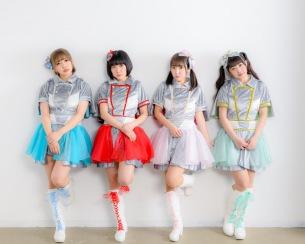 プログレアイドル・キスエク、金属恵比須とコラボでカバー曲発売 2マンライヴも開催