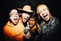 突然少年、〈FUJI ROCK FESTIVAL'18 ROOKIE A GO-GO〉の記録を紡いだドキュメント・ムービー公開