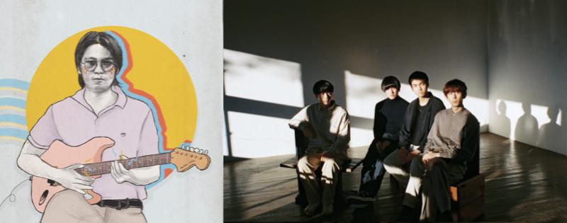"""特色艺术家Mellow Fellow首次访问菲律宾,并在专辑发行前与Mitsume一起举办了""""In&Out"""""""