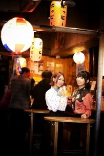 「古川未鈴と古畑奈和のいにしえ乙女酒」メインビジュアル&初回収録レポ・インタビュー公開