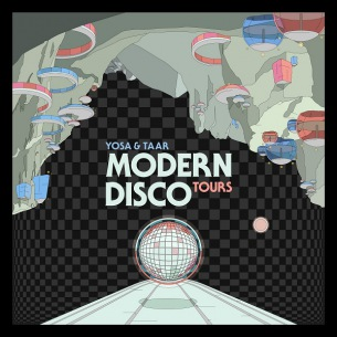 YOSA&TAAR、初アルバム『Modern Disco Tours』より「Perfect Fire」MV公開