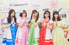 神宿にマジパン小山リーナがレンタル加入、なっぴぃーの衣装は「めっちゃいい匂い」