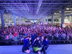 ONEPIXCEL、メキシコ最大のアニメイベント〈ConComics Guadalajara 2019〉に出演