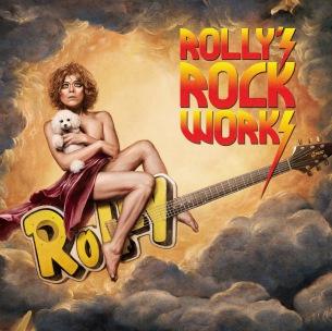 ROLLY、デビュー日の5月21日にリリースするセルフカヴァー・アルバム『ROLLY'S ROCK WORKS』ジャケット写真を公開
