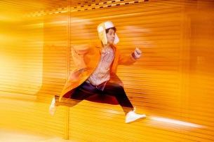 Kenmochi Hidefumi、本日AL『沸騰 沸く ~FOOTWORK~』から3曲先行デジタル・リリース