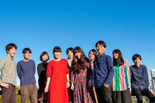 """""""渋谷と北ヨーロッパに憧れる"""" 京都の12人組 Ribet townsが3ヶ月連続で配信シングル&MVをリリース"""