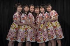 開歌-かいか- 5/4デビュー・イベントでメンバーお披露目 満員の観客を6人のハーモニーで魅了