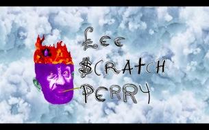 "LEE ""SCRATCH"" PERRY、最新アルバム『RAINFORD』より、新曲「Let It Rain」のMVおよびTシャツ・デザインを公開"