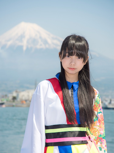 富士山ご当地アイドル3776としても活動する井出ちよの、OTOTOYにて『季刊井出ちよのvol.6』のハイレゾ独占配信開始!