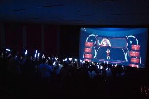 響木アオのライヴがテレビ朝日系番組「musicるTV」で地上波オンエア