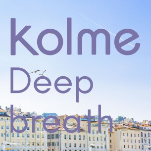 kolme、5/20リリース「Deep breath」のリリックビデオ公開