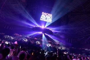〈SACRA MUSIC FES. 2019 -NEW GENERATION-〉開催、アーティスト同士のコラボ、シークレットゲストなどで12000人の観客を魅了