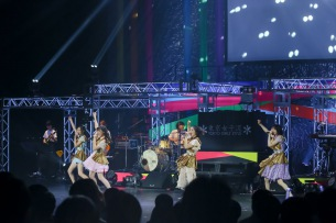 東京女子流 中野サンプラザで「10年目のはじまり」を4人で誓う