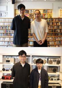 カセットテープショップ『waltz』で店主×峯田和伸、ハマ・オカモトが音楽談義『GOOD MUSIC,GUCCI PLACES』TOKYO FM