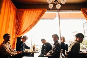 インスト・バンドGROUPが15年ぶりのニュー・アルバム『mikazuki』のリリース・パーティーを開催決定