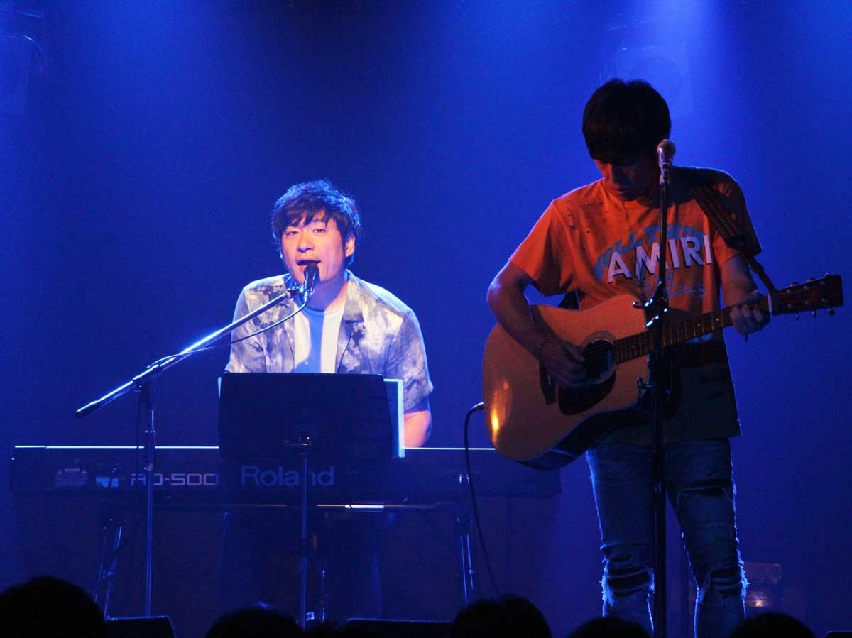 浜端ヨウヘイ、2ndシングルが8/7に発売決定 寺岡呼人との2マンツアーもスタート