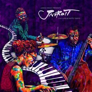 大西順子、24年ぶりのライヴ盤『JUNKO ONISHI presents JATROIT Live at BLUE NOTE TOKYO』発売