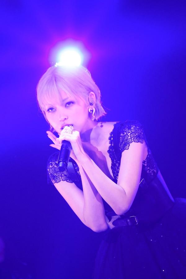ロイ-RöE-、日本武道館にて「ストロベリーナイト・サーガ」OP曲をサプライズ初披露