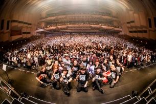 澤野弘之、超満員のパシフィコ横浜で岡野昭仁(ポルノグラフィティ)、スキマスイッチ、さユり、 ASCAらと共演