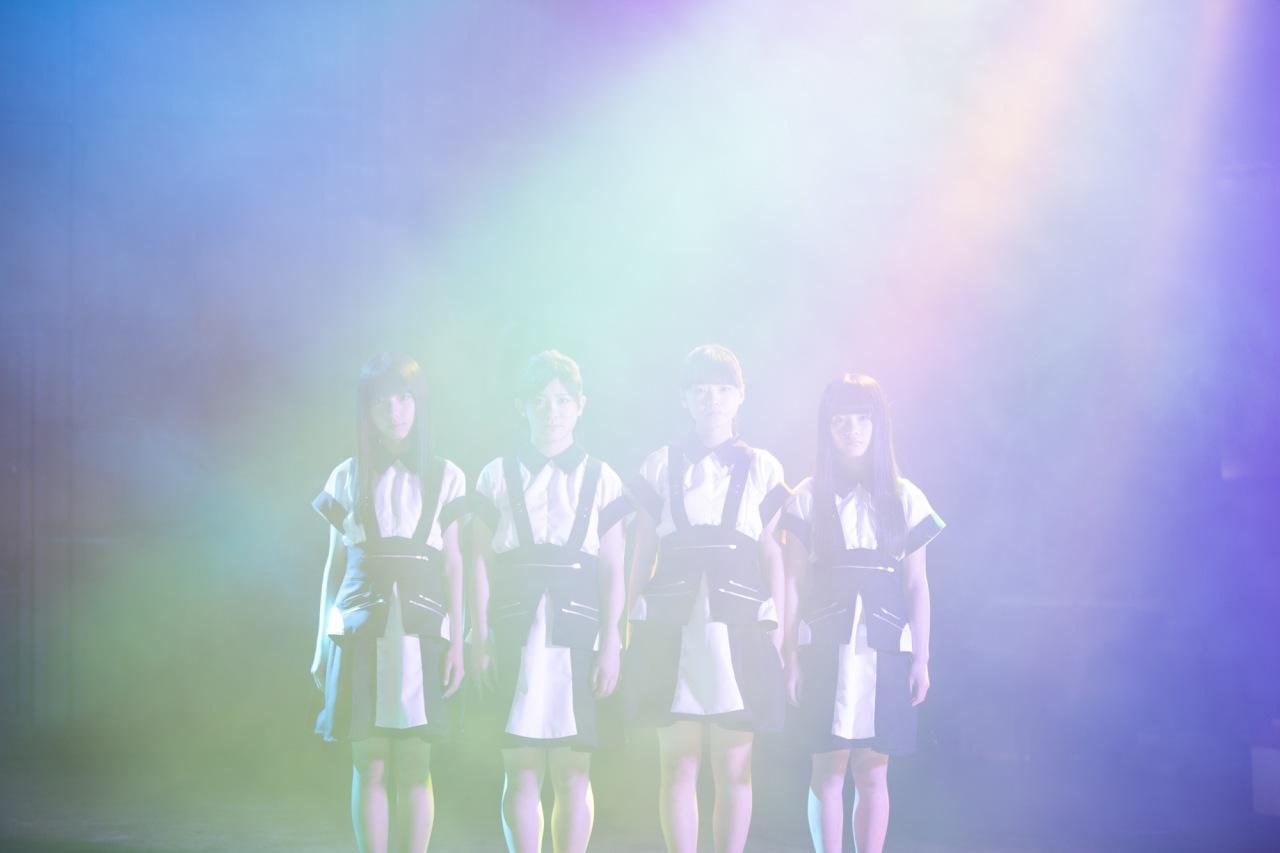 パンダみっくが1stミニAL『BOOM BOOOM BOOOOM』をリリース