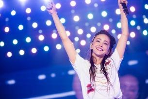 安室奈美恵オールタイムベスト『Finally』&25周年沖縄ライヴとドームツアー最終公演の音源配信開始
