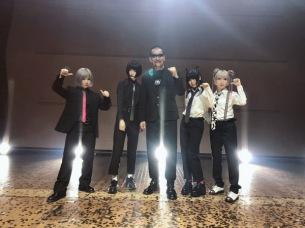 ゆるめるモ!、初のマジックに挑戦「さよなら世界」MV公開 ゲストに蝶野正洋