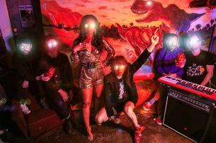 チック・チック・チックが最新アルバム『WALLOP』リリース