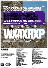 今夜8時よりスタート、オンライン音楽フェス〈WXAXRXP〉タイムテーブル詳細情報